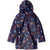Paw Patrol - Marshall Character Rain Coat, Hooded Sleeved Rain Poncho 2-8 yrs - Navy