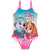 Paw Patrol one piece Swimming Costumefor Girls 2-8 years - Fuchsia