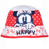 Disney Minnie Mouse Baby Girl's Bucket Hat 0-2 Years - Red