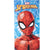Marvel Spiderman Character Beach Bath Towel 70 X 140 cm 100% Cotton