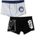 Star Wars Men's Hipster Boxers, Underwear 100% cotton S, M, L, XL - 2-Pack