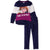 Disney Frozen II Sweatshirt and Sweatpants Outfit Set for Girls 3-8 years - Navy