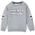 Disney Mickey Mouse Boys fleece sweatshirt, jumper 2-8 years - Grey