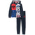 Paw Patrol, Hoodie and Trousers Outfit Set for Boys 2-6 years - Navy