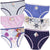 Disney Frozen 2 Briefs 6-PACK Set of Cotton girl's Underwear - 2-8 years
