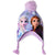 Disney Frozen 2 II Velvet , Winter Hat Trapper / Peruvian Style 2-8 years - Purple