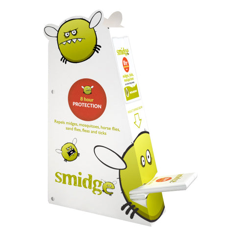 Pocket Smidge Gravity Drop Display Unit (wholesale)