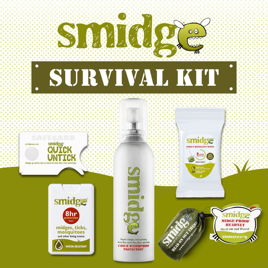 Smidge Survival Kit