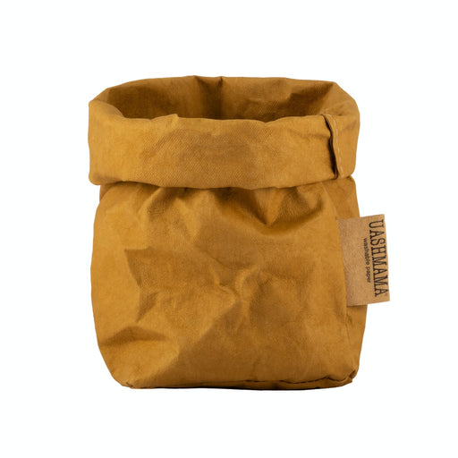 UASHMAMA Small Paper Bag Ocra