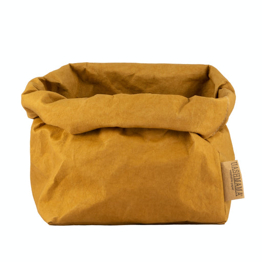 UASHMAMA Large Paper Bag Ocra