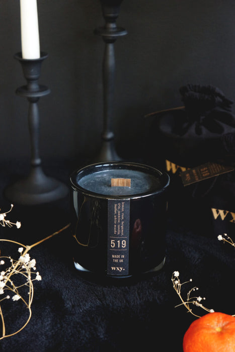 Umbra Candle Black Coffee and Orange Blossom