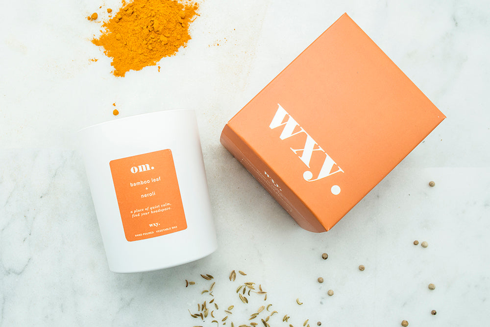 WXY Plant Based Candle - OM
