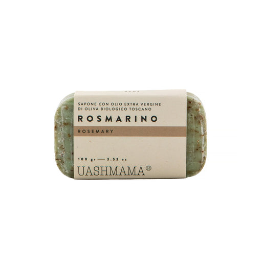 UASHMAMA Natural Soap Rosemary