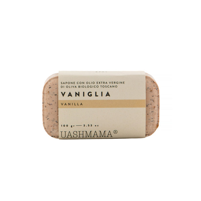 UASHMAMA Natural Soap Vanilla
