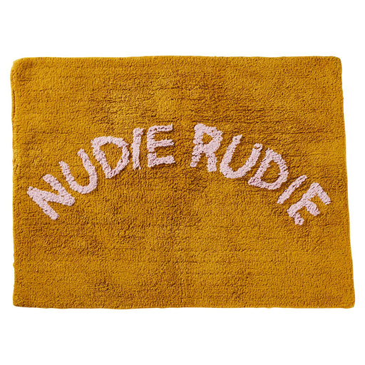 Tula Nudie Rudie Bathmat Pear