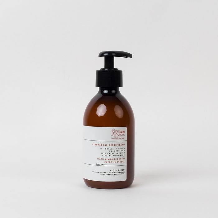 UASHMAMA Olive Oil and Bergamot Body Lotion