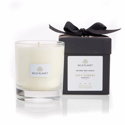 Wild Planet Luxury Candle Soft Embers