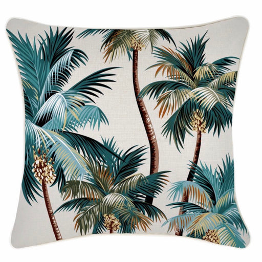 Palmtree Indoor Outdoor Cushion