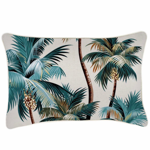 Palmtree Indoor Outdoor Cushion 35x50cm