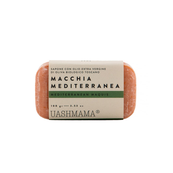 UASHMAMA Natural Soap Mediterranean