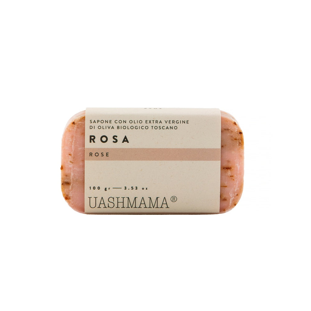 UASHMAMA Natural Soap Rose