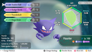 #093 - Haunter - Let's Go