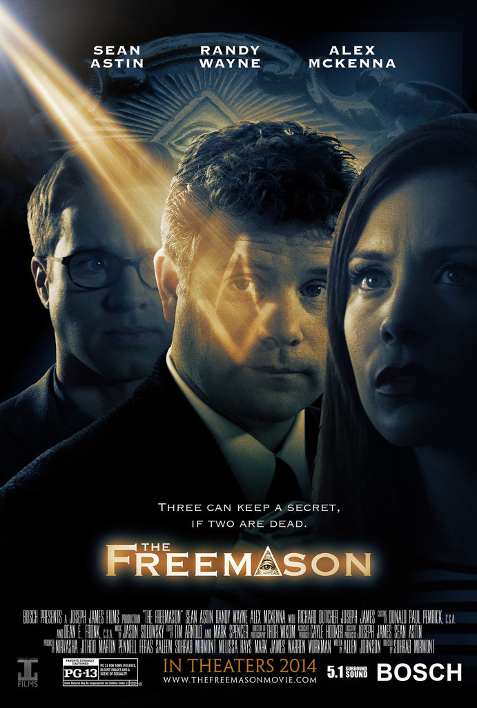 The Freemason Full Size Theatrical Poster