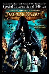 Templar Nation (International Edition) Starring Erik Estrada (PAL Format)