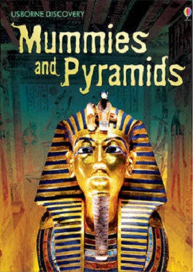Mummies and Pyramids - Usborne Discovery