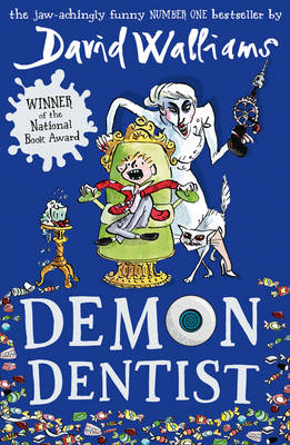Demon Dentist (Paperback) David Walliams (author)