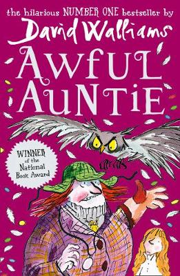 Awful Auntie (Paperback) David Walliams (author)