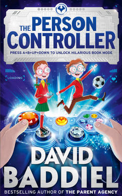 The Person Controller (Paperback) David Baddiel (author), Jim Field (illustrator)