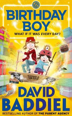 Birthday Boy (Paperback) David Baddiel (author), Jim Field (illustrator)