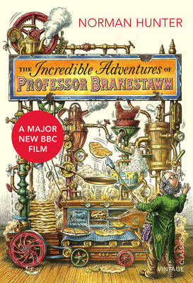 The Incredible Adventures of Professor Branestawm (Paperback) Norman Hunter (author)