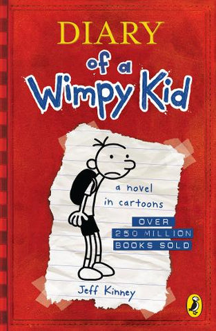 Diary Of A Wimpy Kid (Book 1) - Diary of a Wimpy Kid (Paperback) Jeff Kinney (author)