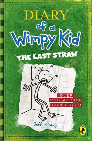 Diary of a Wimpy Kid: The Last Straw (Book 3)(Paperback) Jeff Kinney (author)
