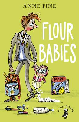 Flour Babies - A Puffin Book (Paperback) Anne Fine (author)