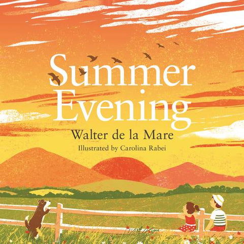 Summer Evening - Four Seasons of Walter de la Mare (Paperback) Walter de la Mare (author)