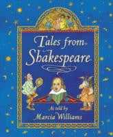 Tales from Shakespeare (Hardback) Marcia Williams (author) SIGNED COPY