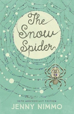 The Snow Spider (Paperback) Jenny Nimmo (author)