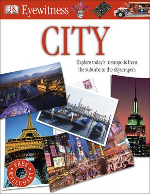 City - Eyewitness (Paperback)