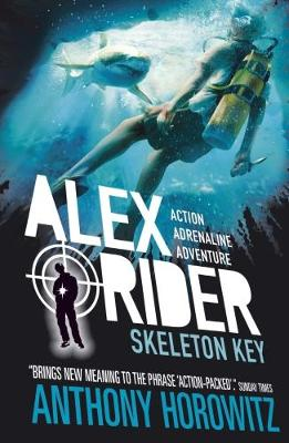 Skeleton Key - Alex Rider (Paperback) Anthony Horowitz (author)