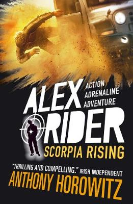 Scorpia Rising - Alex Rider (Paperback) Anthony Horowitz (author)