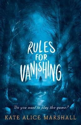 Rules for Vanishing (Paperback) Kate Alice Marshall (author)