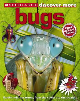 Bugs - Discover More (Paperback) Penny Arlon (author)