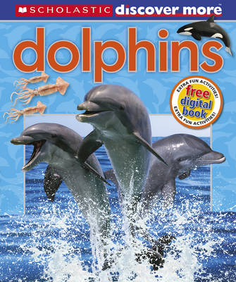 Dolphins - Discover More (Paperback) Penny Arlon (author)