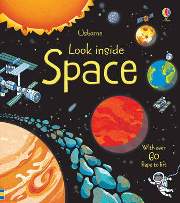 Look Inside Space - Look Inside Board Books