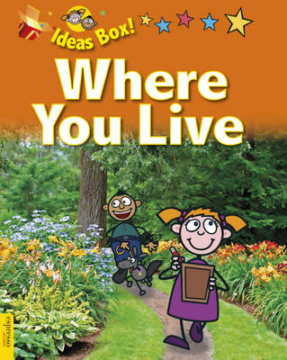 Where You Live - Espresso Ideas Box 5 (Hardback) Jillian Powell (author)