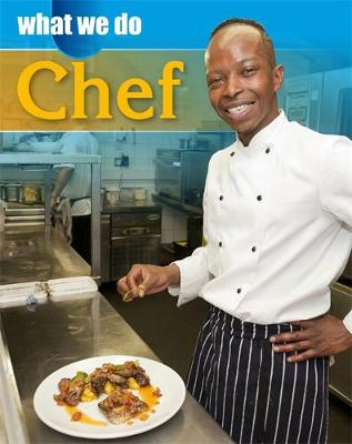 What We Do: Chef - What We Do (Paperback)