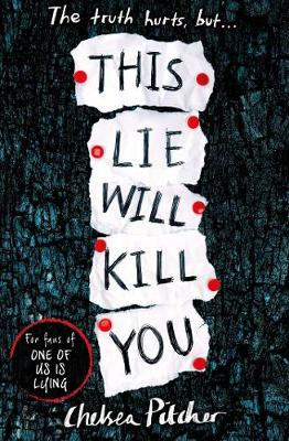 This Lie Will Kill You (Paperback) Chelsea Pitcher (author